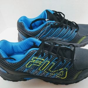 Fila Memory Trail Running Sneakers Shoes M Sz 10